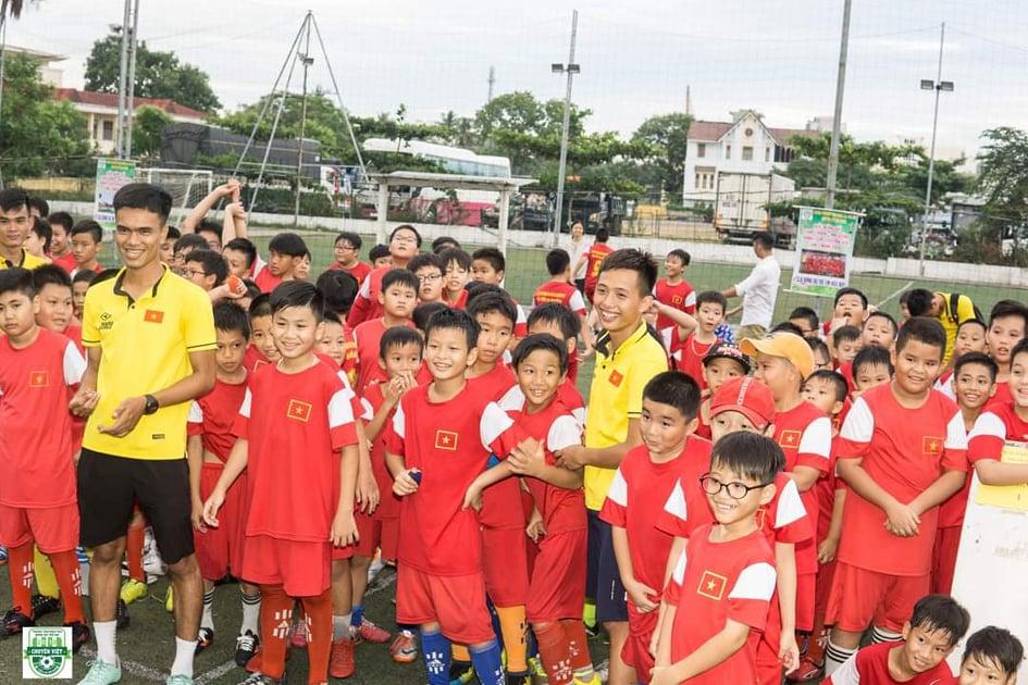 Phân loại trong đào tạo bóng đá trẻ em